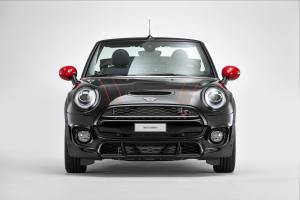 Mini Cooper S Cabrio King's Cross 2018 года (CH)